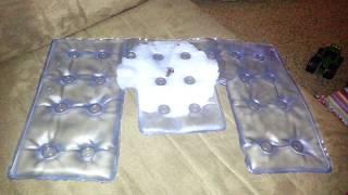 Body Comfort Heat Pad. Liquid to semi solid.