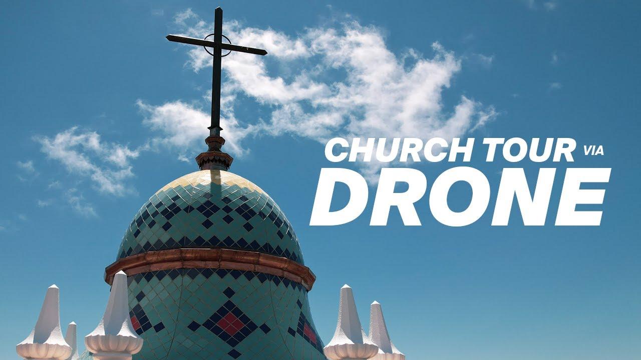 Church Promotional Video via Drone!
