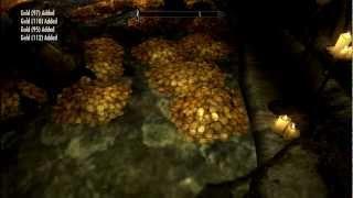 SKYRIM / DRAGONBORN: TREASURE ROOM / FREE GOLD