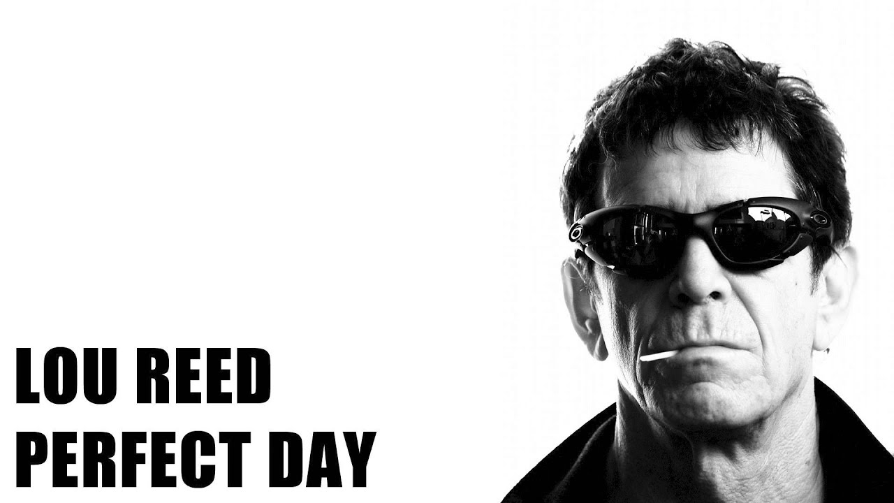 Drumtrackstv Lou Reed Perfect Day Guitar Bass Backing Track