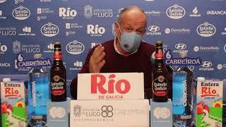 Video Tito Díaz fala da actualidade do Leche Río Breogán