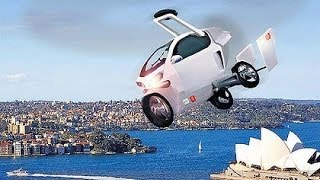 FLYING CAR / MOBIL TERBANG - Pal V One
