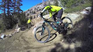 Go-Ride.com making it Reign with Giant Bicycles 2015 Reign 2