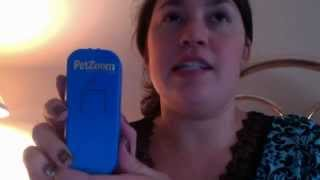 How To Train Your Dog To Stop Barking With Pet Zoom Sonic Pet Trainer!