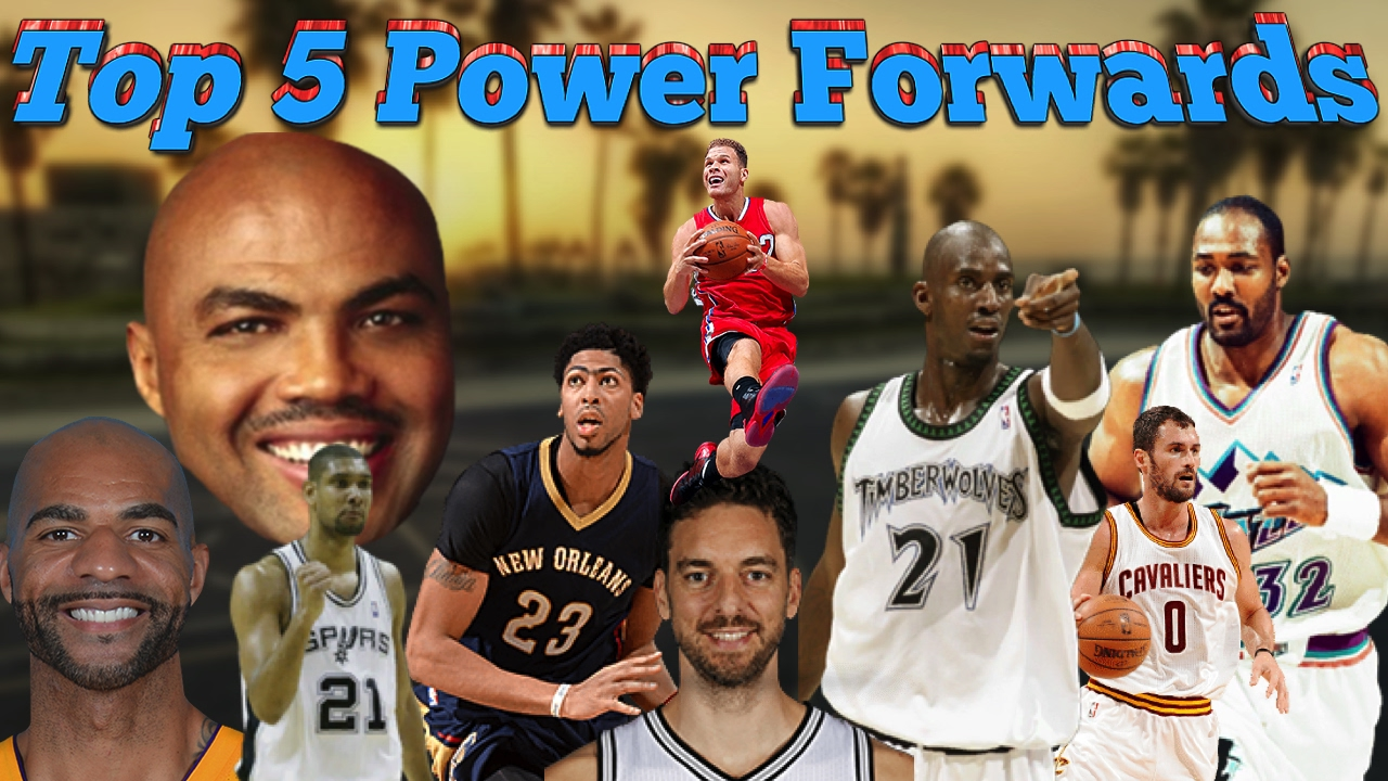 7368b2a74310 Top 5 NBA Power Forwards All Time - YouTube
