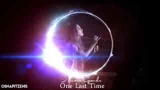 Ariana Grande - One Last Time (Hidd...