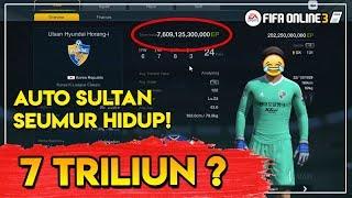 NGINTIP SKUAD FIFA ONLINE 3 TERTINGGI ?! - FIFA ONLINE 3