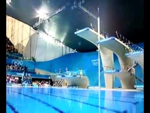 Tuffi londra part 1 6 tania cagnotto youtube - Piscina olimpiadi ...