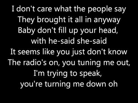 John Legend - everybody knows (w/ lyrics)