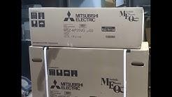 MSZ AP 25 GV -MITSUBISHI ELECTRIC ENVIRO İnceleme (Product review)