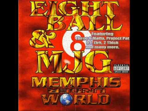 Eightball & MJG - Got's To Be Real (Rare Classic)
