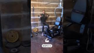 Exercice 6 15x squats 15x de chaque côté Fly 15x Hip thrusts 20x Obliques, 15x chaque côté Autre côté Avertissement : je dépose mes entraînements en ...