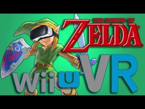 Zelda TP HD VR - WiiU VR