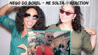 Nego do Borel - Me Solta (kondzilla.com) | REACTION