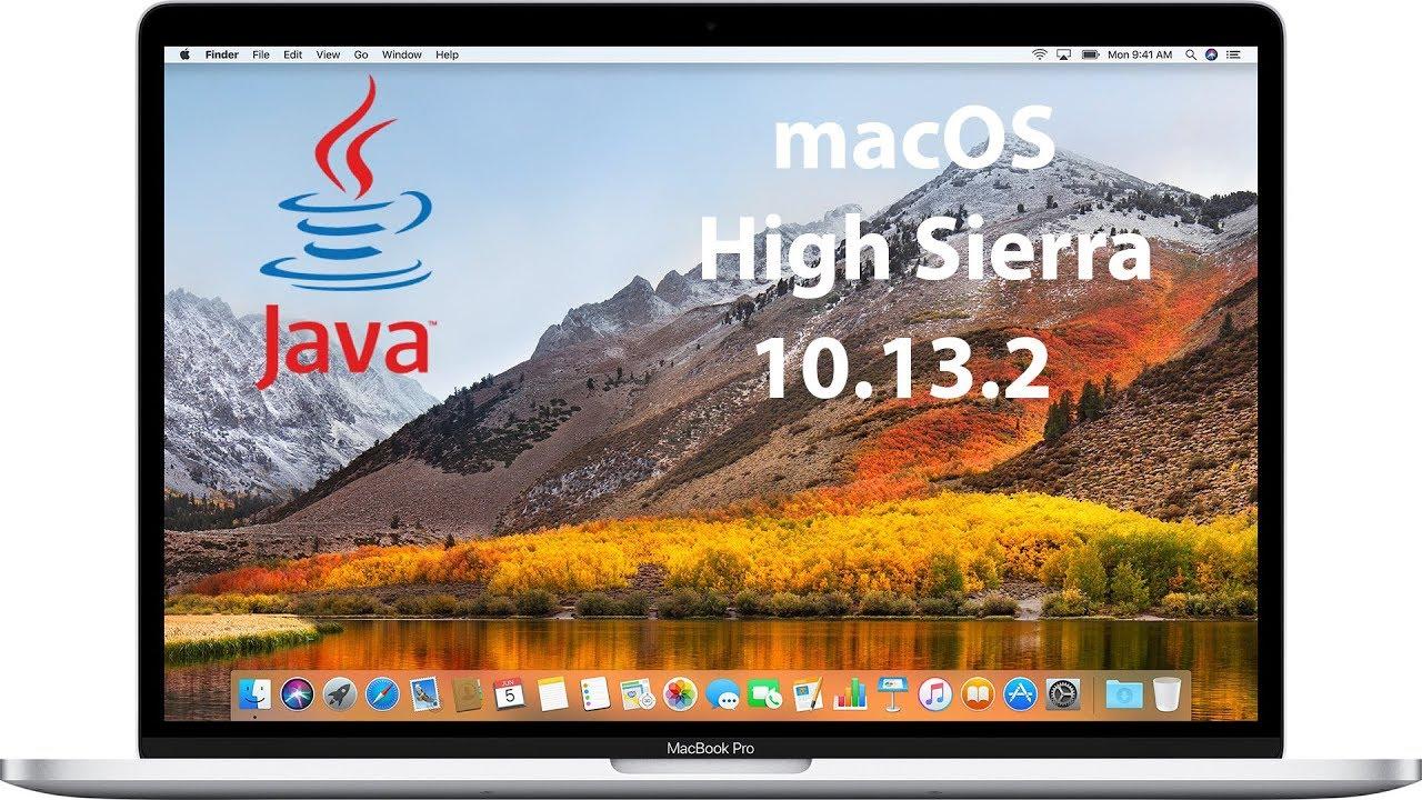 install java mac