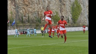 Youth League : AS Monaco 3-2 FC Porto, buts de Mboula et Bongiovanni (x2)