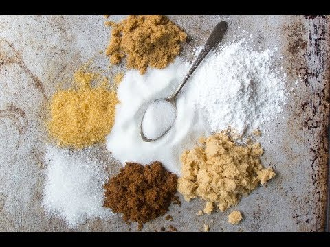 THE FUNCTION OF SUGAR IN BAKING | varieties of sugar, sugar's role in baking