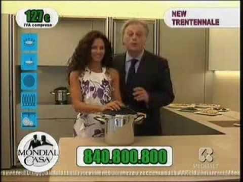 Mondial Casa - Pentola a pressione Perla - YouTube
