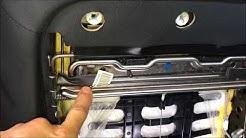 Subaru Seat Discomfort: Outback-Front Seat Modification
