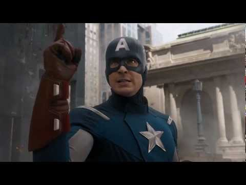 Marvel's The Avengers - Captain's plan - Official Marvel Clip | HD | On 3D Blu-ray & DVD NOW