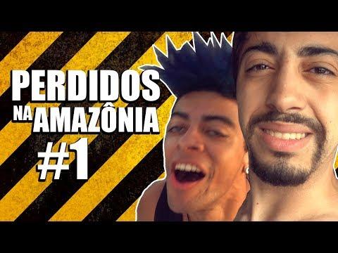 VENDO A FLORESTA COM OUTRO ZÓIO - PERDIDOS NA AMAZÔNIA #1