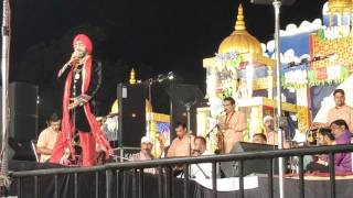 ganpati ganesh by master bobby ambala wale live in chandigarh on 26 sept 2015