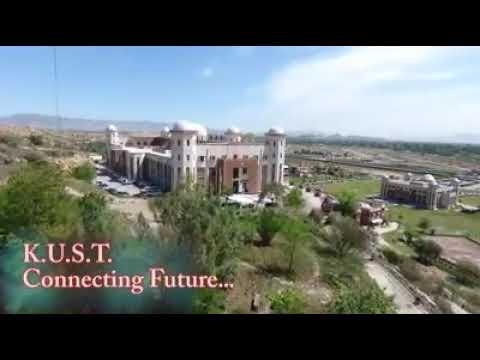 Kohat University of Science and Technology-KUST Documentary. Connecting Future.