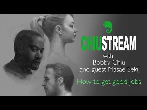 Chiustream – How to get good jobs