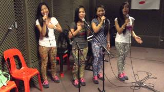 You Raise Me Up coverd by 4th Impact
