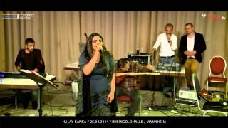 Halay Kanka / Arzu Canli Performans / Türküler / 25.04.2014 Mannheim / Özlem Foto Video®