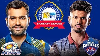 MI vs DC – Who will WIN? | Fantasy league Prediction | IPL 2019