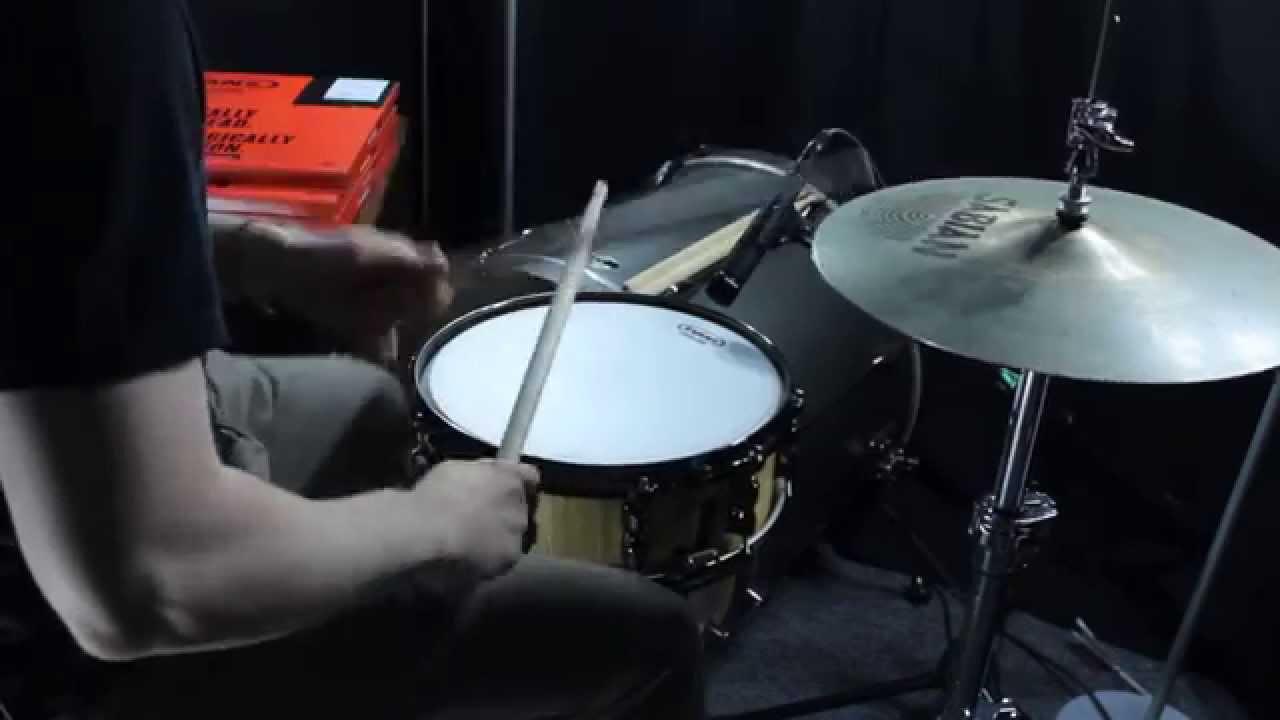 evans snare drum skin comparison 7 different types youtube. Black Bedroom Furniture Sets. Home Design Ideas