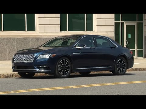 Cool 2017 Lincoln Continental  Complete Review  YouTube