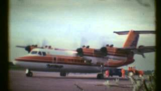 Aéroport Dole Jura DASH 7+ N 262
