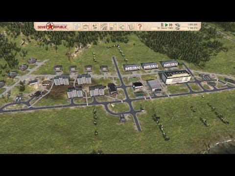 Nowe miasto bo sejw zepsuted - W&R Soviet Republic #10