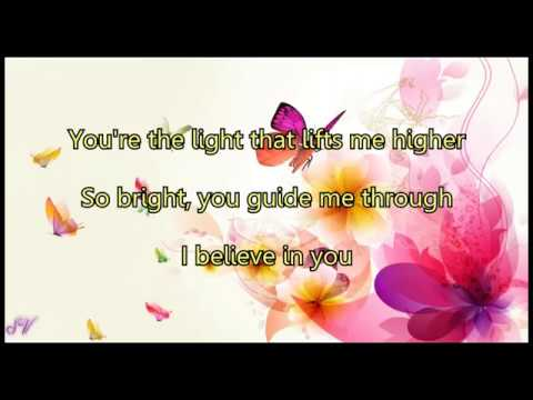 Michael Bublé - I Believe In You - Lyrics