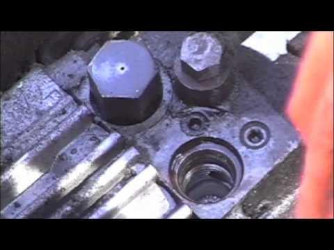 Cub Cadet Hydro Relief Valve Leak Repair and Replacement
