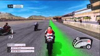 SBK Generations Gameplay Xbox 360