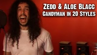 Zedd & Aloe Blacc - Candyman | Ten Second Songs 20 Style Cover