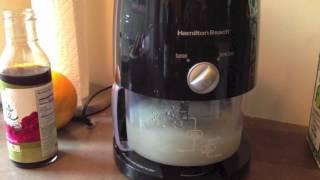 Hamilton Beach Ice Shaver Review