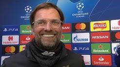 Jürgen Klopp im DAZN Interview nach Liverpool vs Bayern München