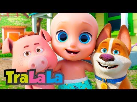 Cantec nou: Vocea animalelor - TraLaLa