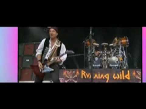 Running Wild - Final Show Wacken 2009 - Riding the Storm!!!!!!!!!
