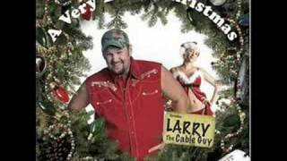 Watch Larry The Cable Guy The Christmas Story video