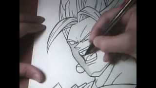 Drawing VEGITO