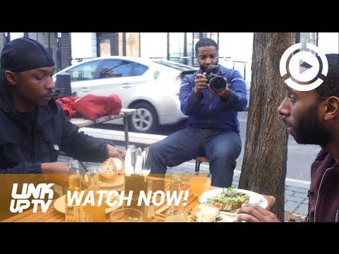 Jme has #BreakfastWithChuckie | Link Up TV