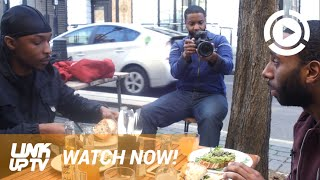 Jme has #BreakfastWithChuckie | Link Up TV