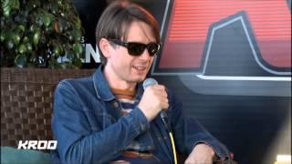 Alex Kapranos interview by KROQ 2013