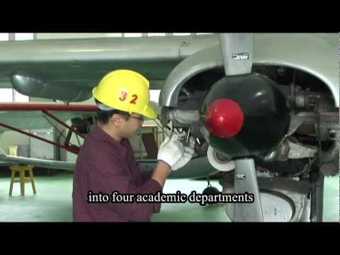 Introduction to China University of Science and Technology  College of Aviation