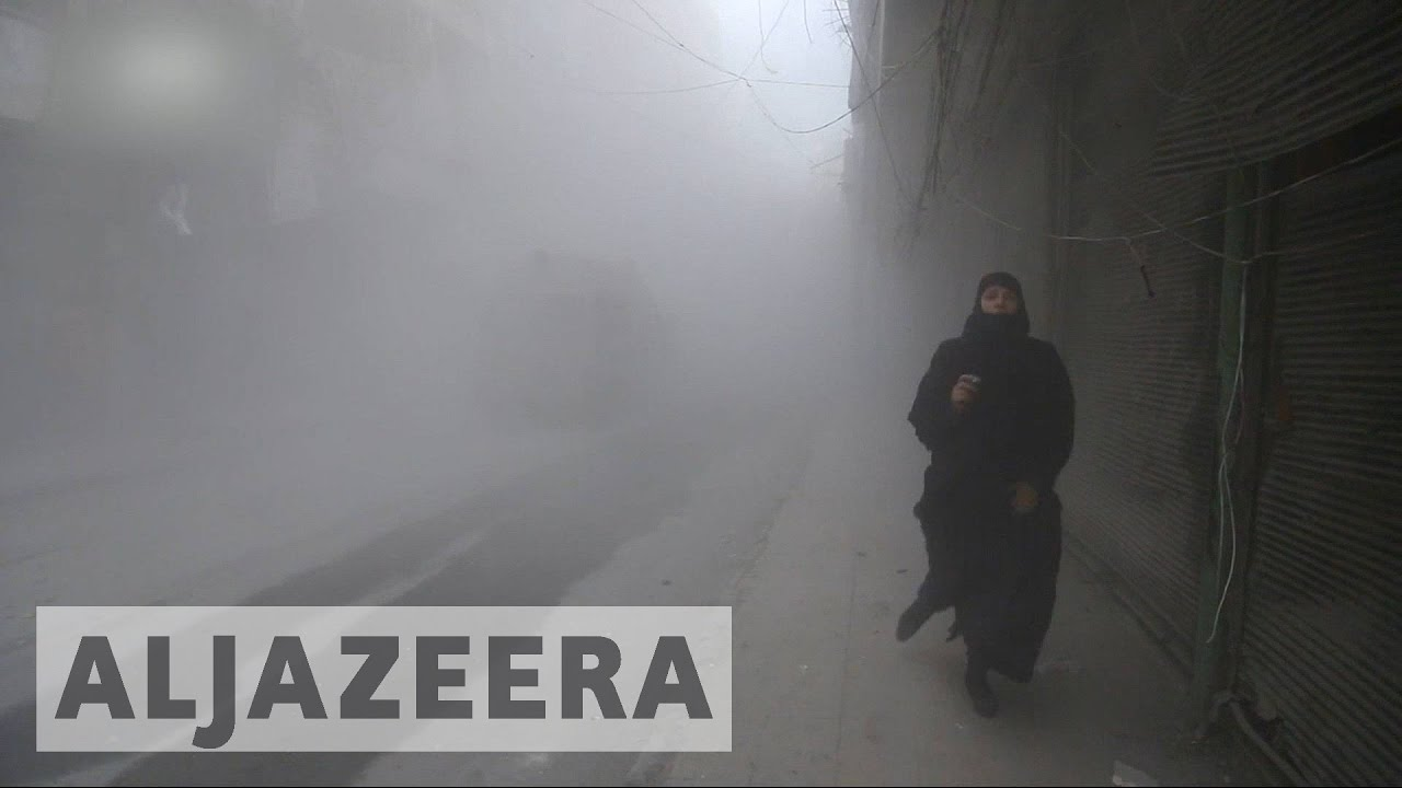 Fighting intensifies in Syria's Aleppo